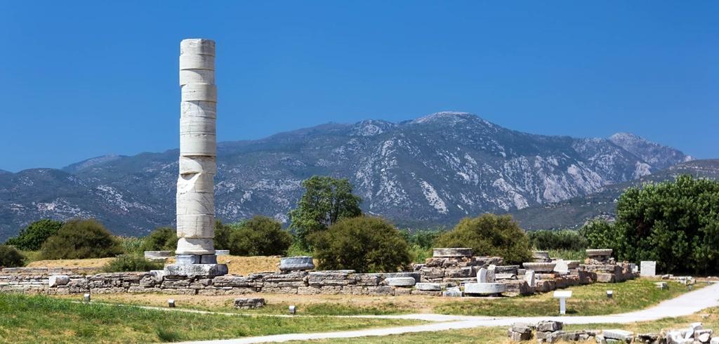 Heraion, Samos Adası