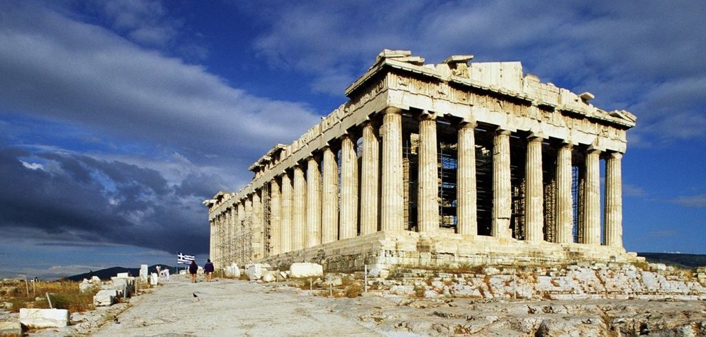 Parthenon - Atina, Yunanistan