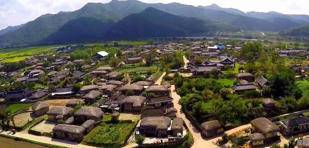Kore Tarihi Köyü: Hahoe