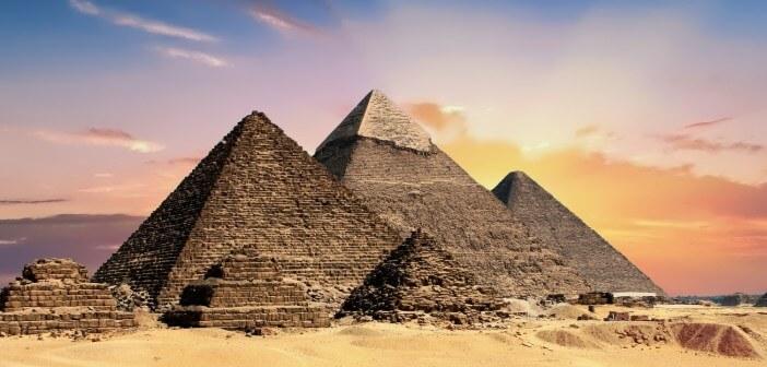 Giza Piramidi - Mısır