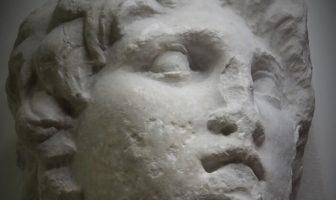Müzenin Deposunda Büyük İskender Heykeli Bulundu