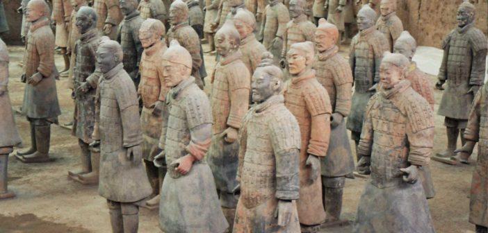 Qin Shi Huang'ın Mezarı - Çin